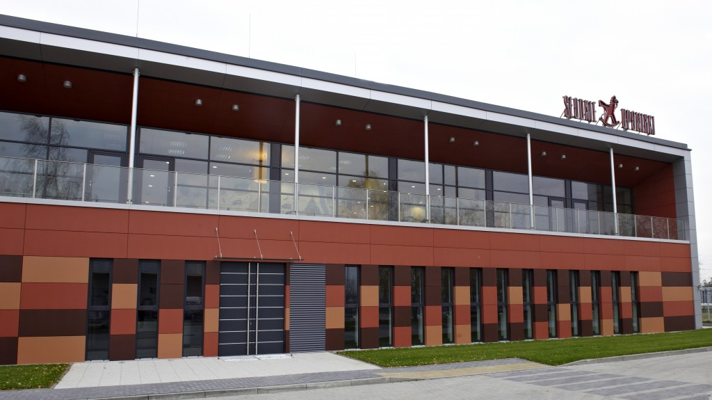 Slodkie - New headquarters