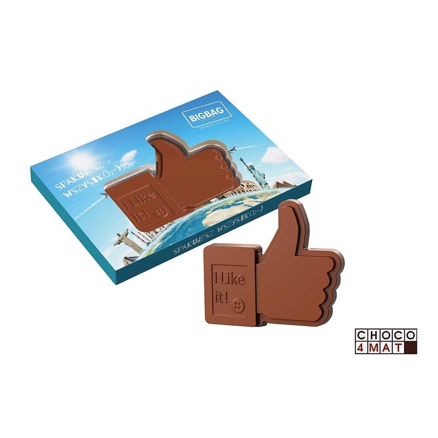 CHOCOLATE I LIKE IT