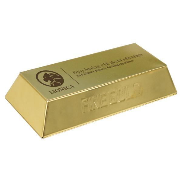 GOLD BAR TIN