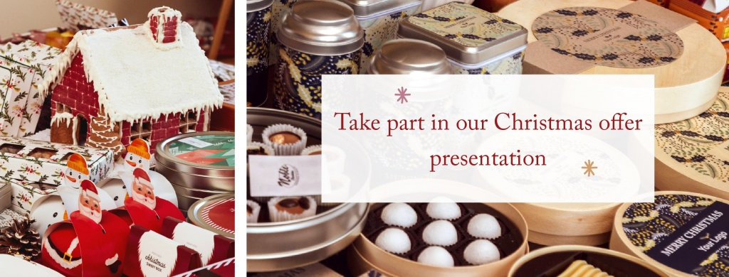 We invite you to our Christmas offer presentation!