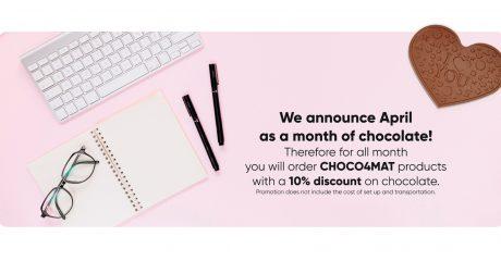 Choco4Mat Promotion